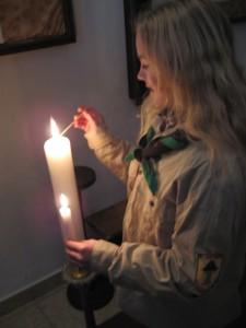 Betlehemské svetlo 2