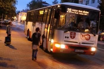 MHD-ZV autobus