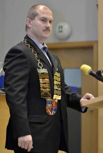 Marian Kotleba, predseda BBSK