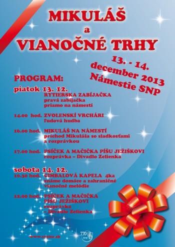 plagat-vianocny-jarmok-2013