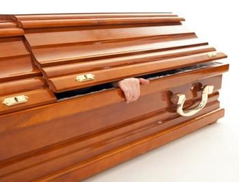 rakva pohreb mrtve telo