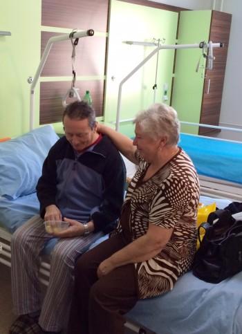 Foto 1_ pani Hrašková s manželom