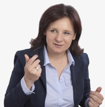 Jana Lajošová - profesionálny kouč, poradňa Sliač