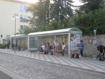 Zastávka MHD