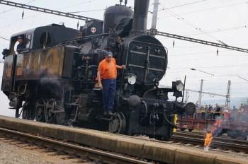 Preteky parnych lokomotiv Zvolen 2014, vlaky | REGIONAL MEDIA, s.r.o.