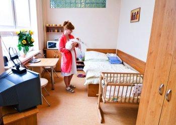Foto  - mamina na nadštandardnej izbe