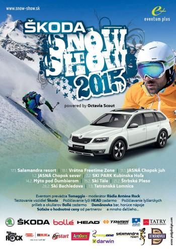 Snow Show 2015