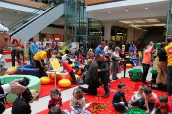 Lego Festival Europa Shopping Center 2015 | REGIONAL MEDIA, s.r.o.