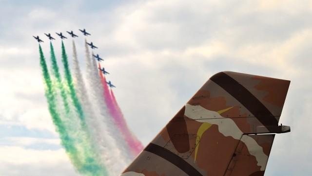 frecce tricolori foto - REGIONAL MEDIA s.r.o., bbonline.sk FR