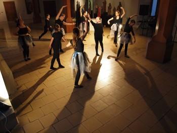 tanecná improvizácia