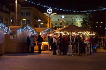 Vianocne trhy, Vianocna dedina Zvolen 2015 | BBonline.sk, ZVonline.sk