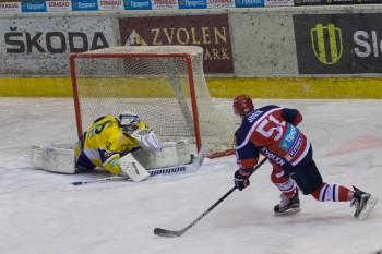 Hokej HKM Zvolen - Piestany 2016 | BBonline.sk, ZVonline.sk