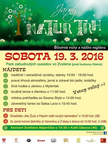 Natur trh 19.03.2016 sikovne ruky z nasho regionu