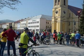 Otvorenie cyklistickej sezony, cyklo Zvolen 2016 | BBonline.sk, ZVonline.sk