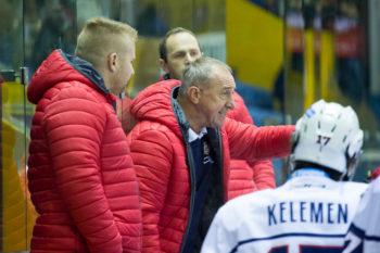 Milan Stas HKM Zvolen trener