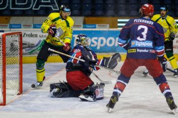 Hokej - Tipsport liga - HKM Zvolen vs. MsHK Zilina - 20.01.2017 - Zvolen
