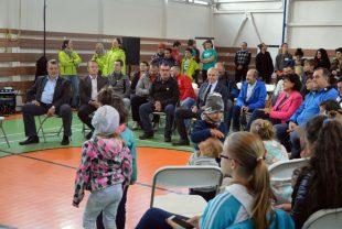 Pre Veľký Folkmar je na výstavbu telocvične základnej školy vyčlenených 30 000 eur.